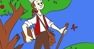 Arbor Day Coloring Contest