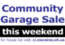 Annual Garage Sale is this weekend!