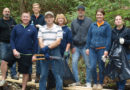 ATI Employees Beautify Johnny Appleseed Trail