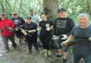 Volunteers Pick Up Appleseed Trail