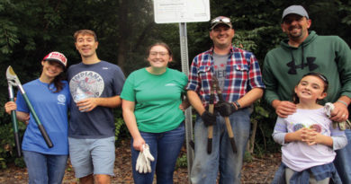 Community Clean Ups Keep Our Trails and Parks Clean