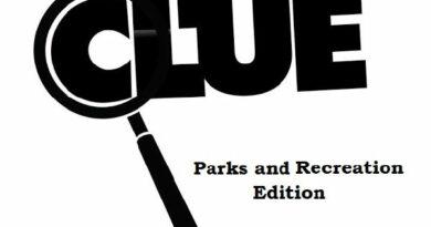 Clue: Parks & Recreation Edition