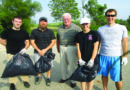 Community Cleanup at Deer Meadow Park
