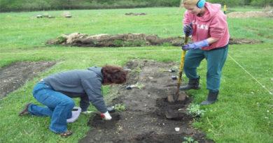 Registration for garden plots