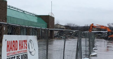 Demolition begins at shopping center to make way for new Kroger Marketplace