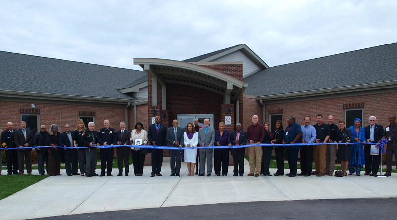 Project Cure Ribbon Cutting
