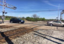 Railroad cited 8 times by police as trains cause traffic jams, road closure